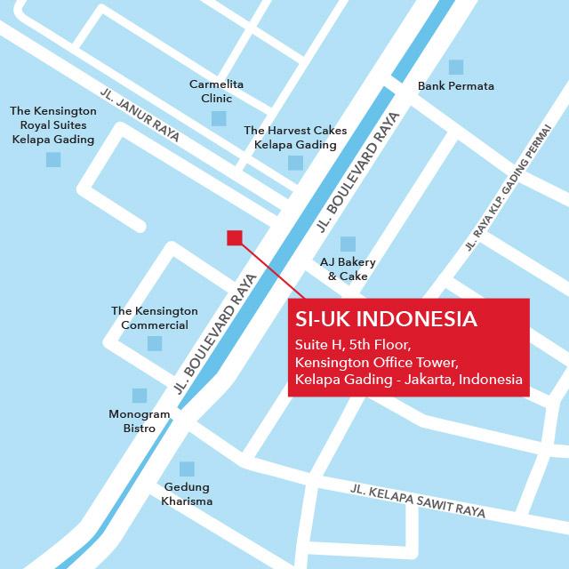 SI-UK Jakarta
